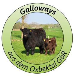 Galloways aus dem Oxbektal GbR